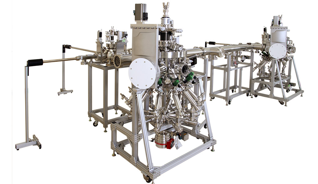 Vacuum Platforms -  Ozone Assisted Oxide MBE System